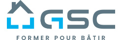 GSC GEstion Solution Construction logo